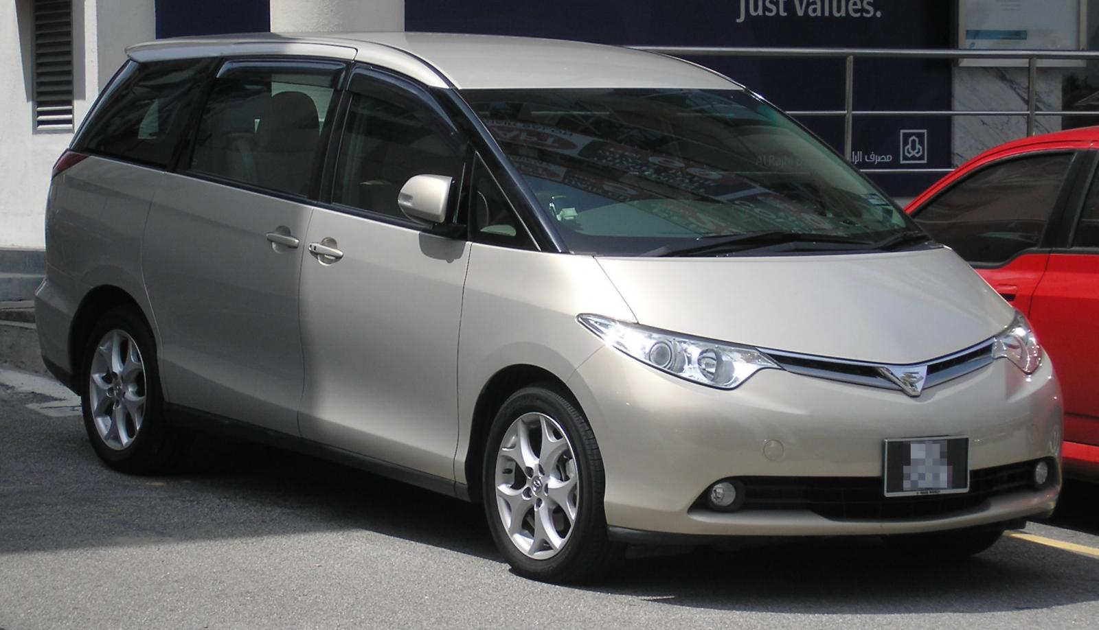 800 1024 1280 1600 origin 1992 Toyota Previa ...