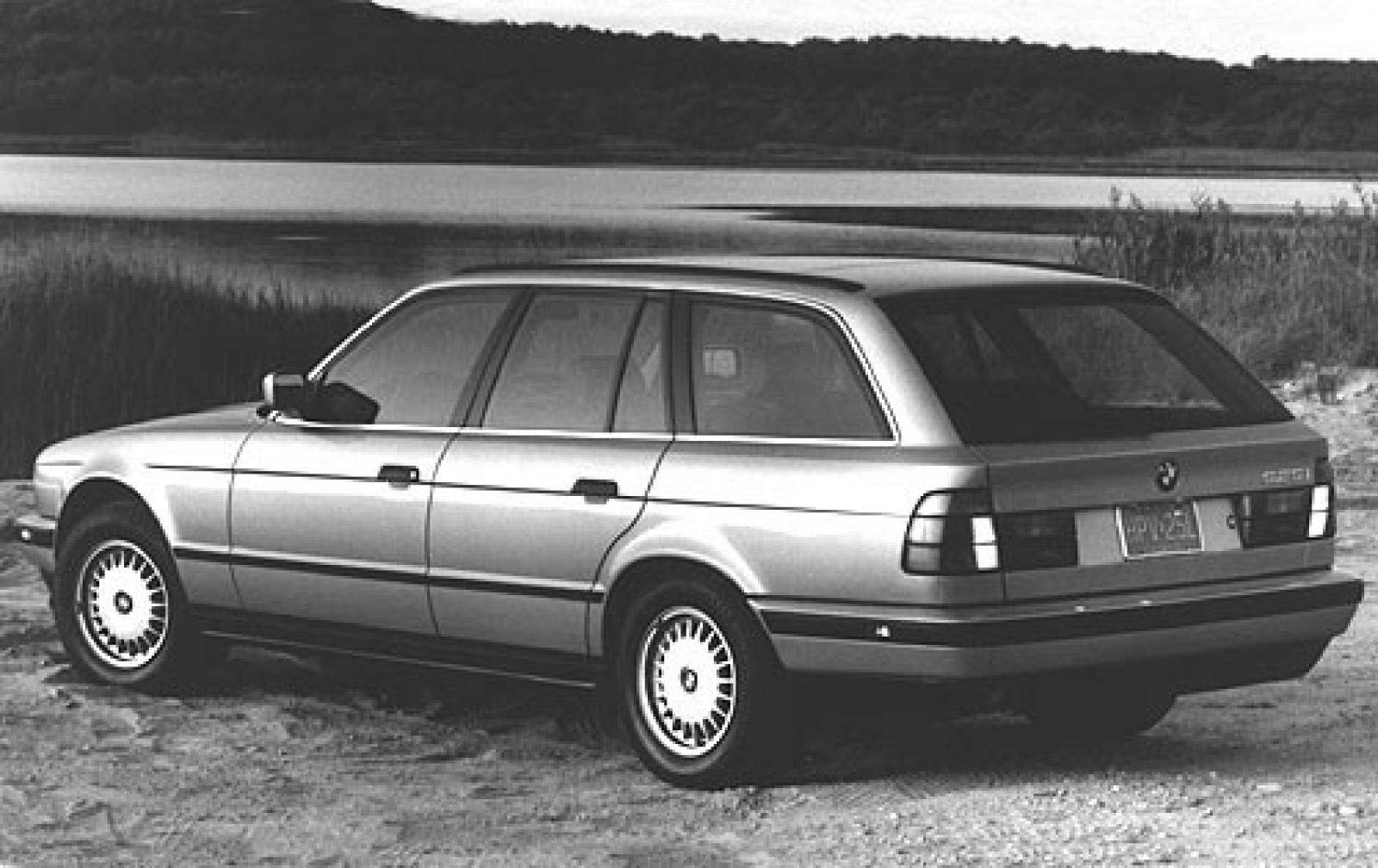 1992 bmw 5 series information and photos zombiedrive