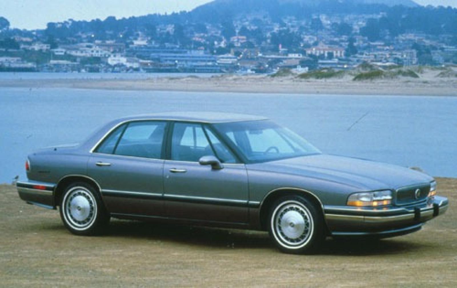 1996 Buick Lesabre >> 1996 Buick Lesabre 1600px Image 1
