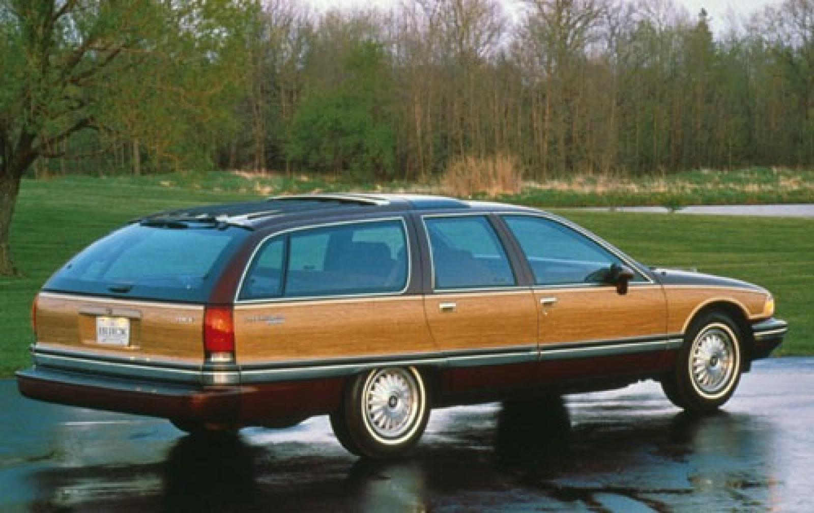 1996 buick roadmaster information and photos zombiedrive. Black Bedroom Furniture Sets. Home Design Ideas