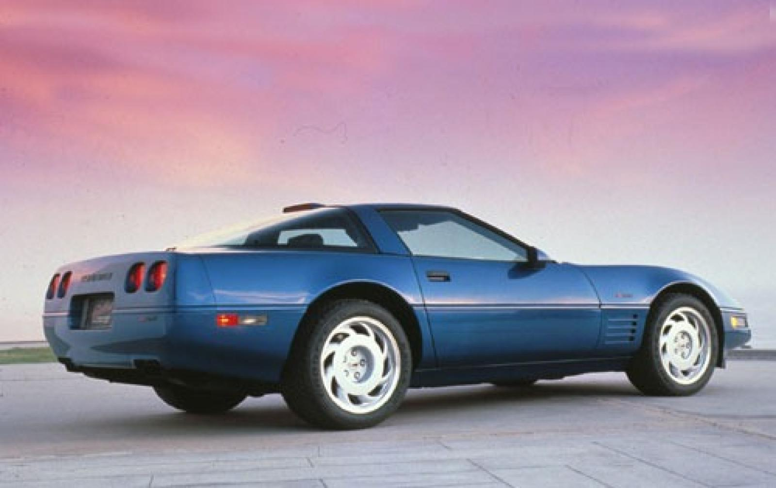 1994 Chevrolet Corvette Information And Photos Zomb Drive