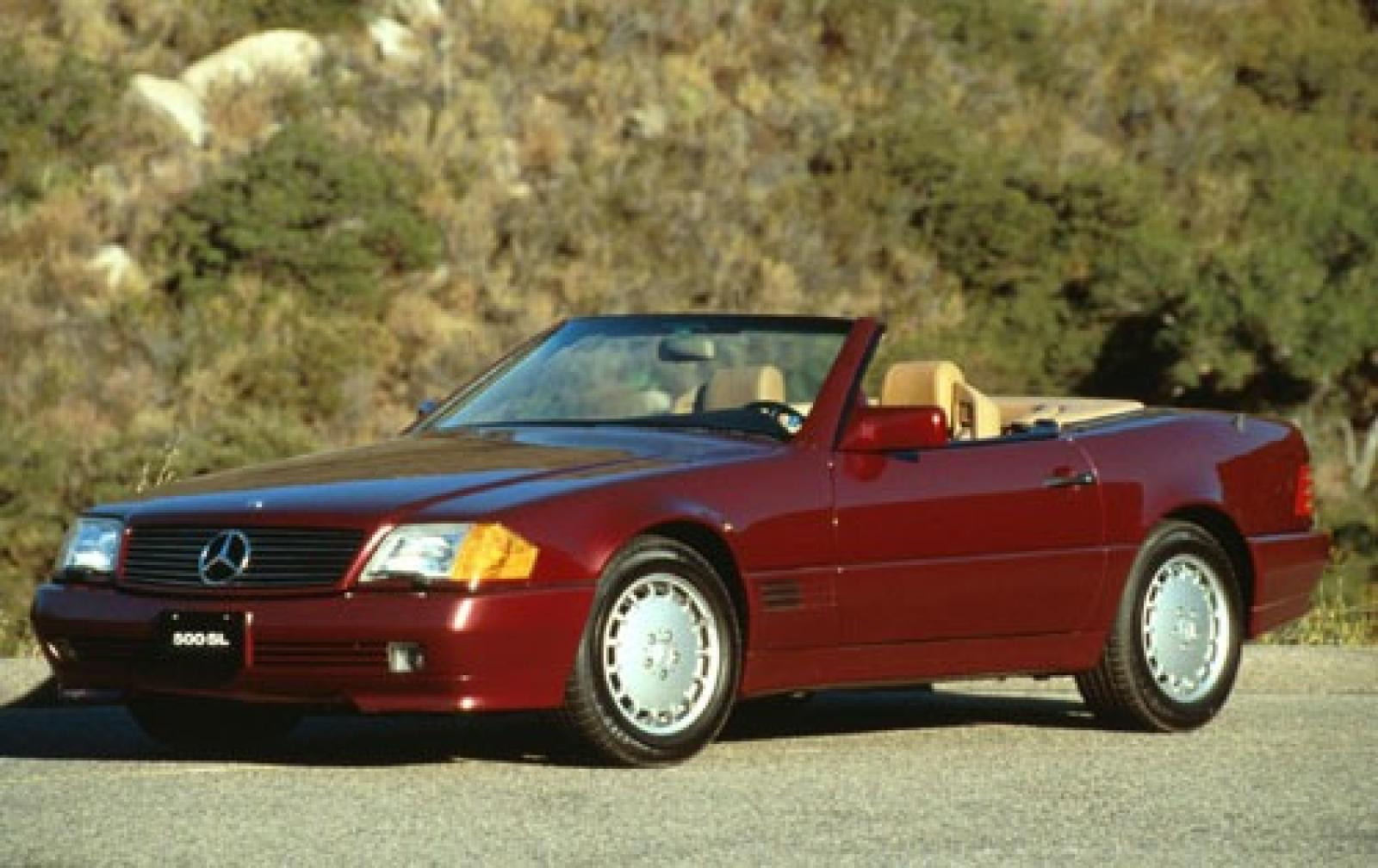 1990 mercedes benz 500 class information and photos for How much is a 1990 mercedes benz worth