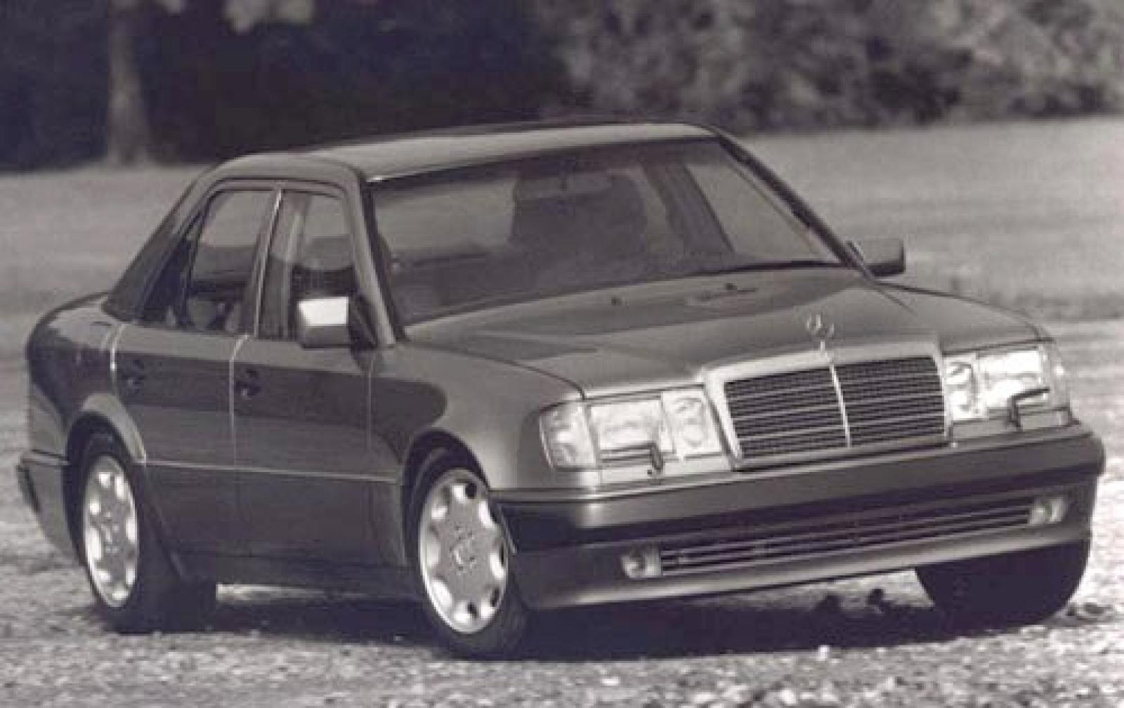 1990 mercedes benz 500 class information and photos for Mercedes benz 1990