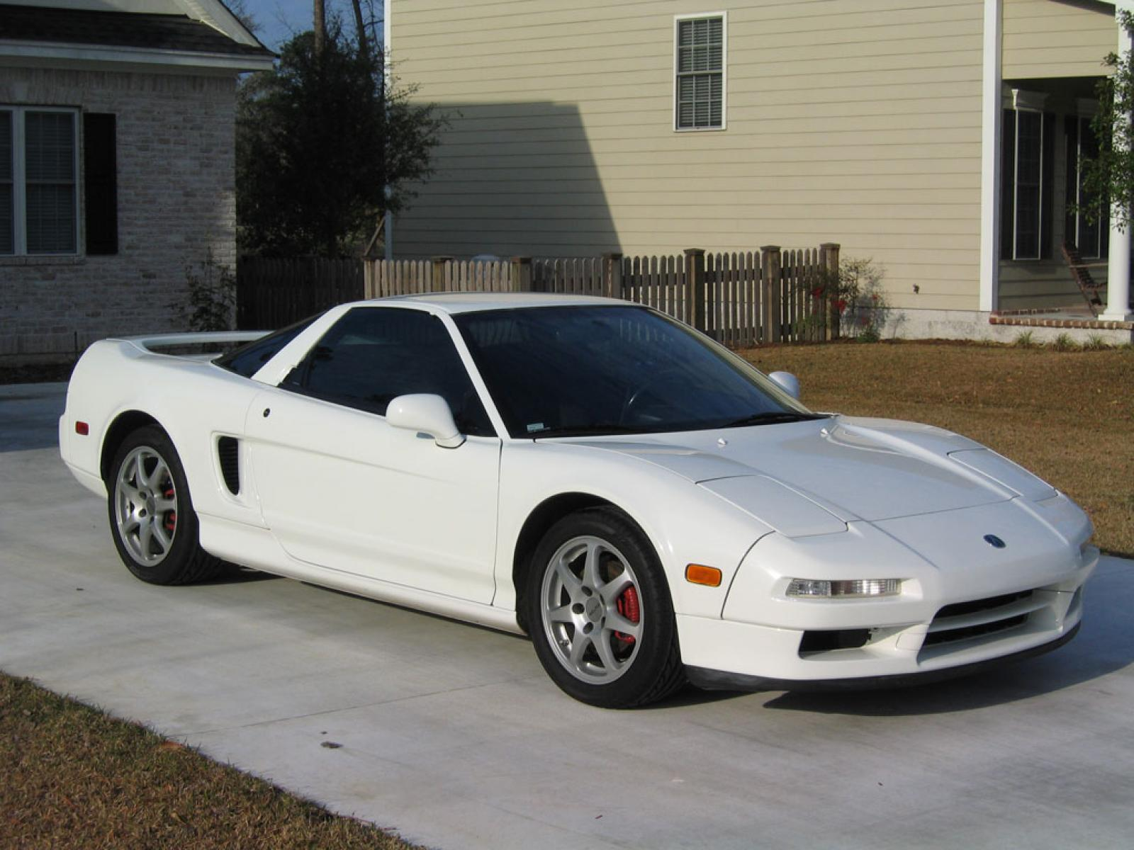 1993 Acura NSX - Information and photos - ZombieDrive