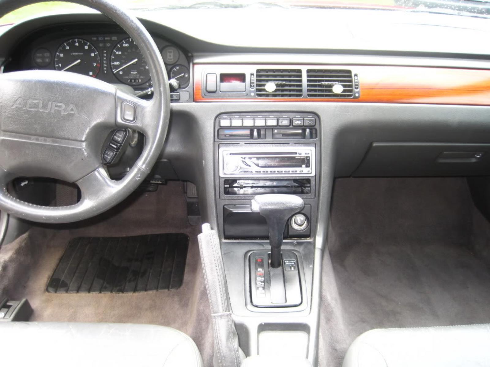 1993 Acura Vigor - Information and photos - ZombieDrive