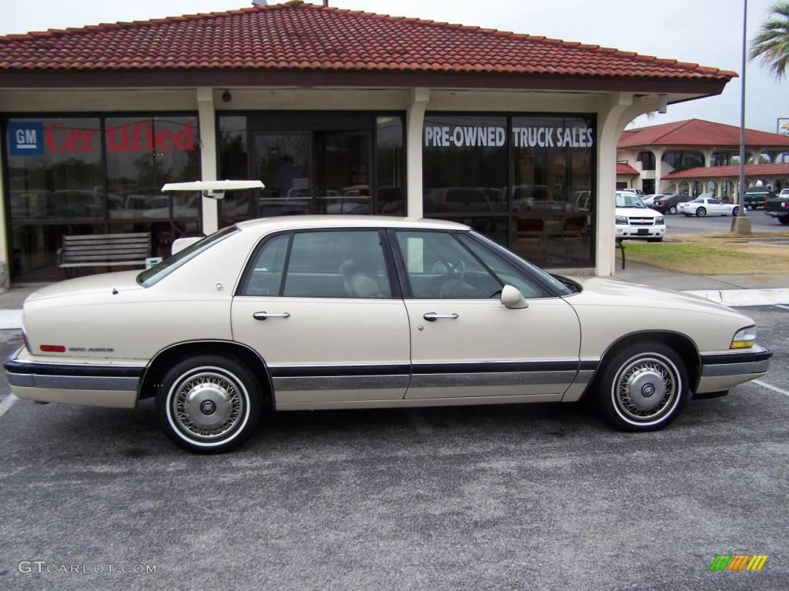 1993 Buick Park Avenue Information And Photos Zomb Drive