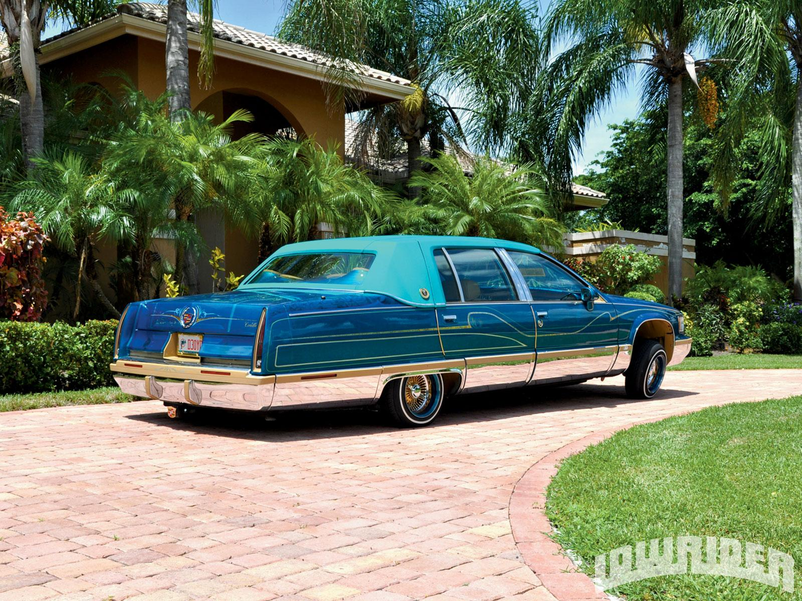 1993 Cadillac Fleetwood Information And Photos Zombiedrive