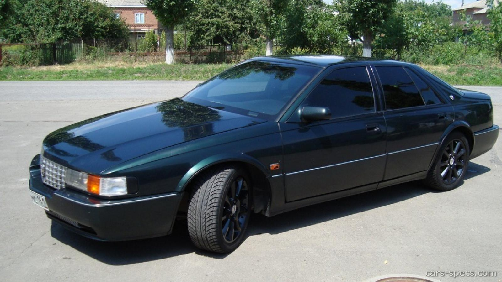 1993 cadillac seville information and photos zombiedrive. Black Bedroom Furniture Sets. Home Design Ideas