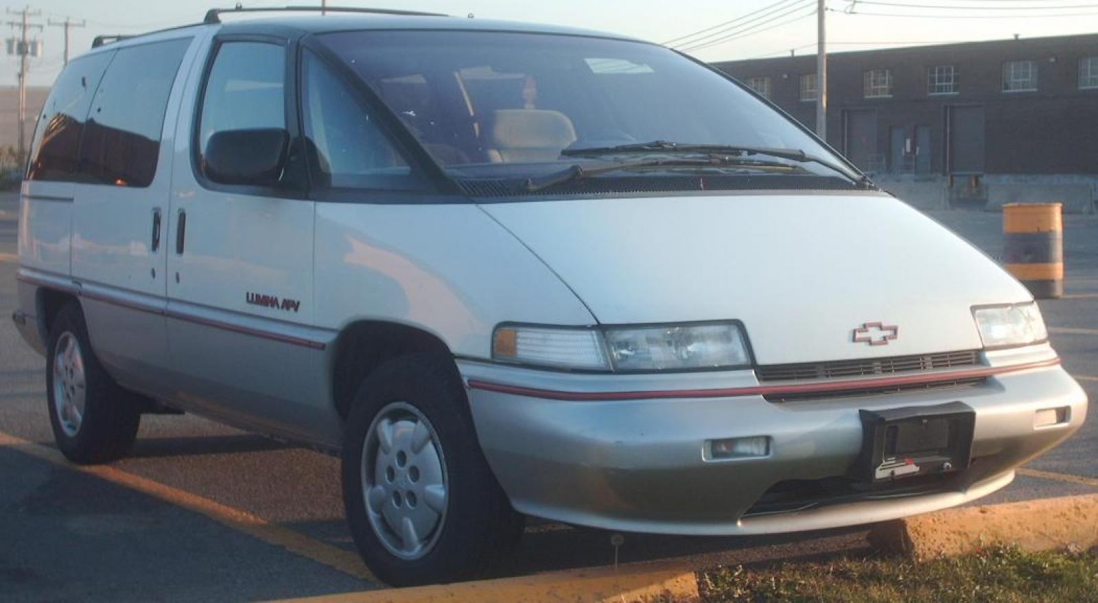 Chevrolet Lumina Minivan