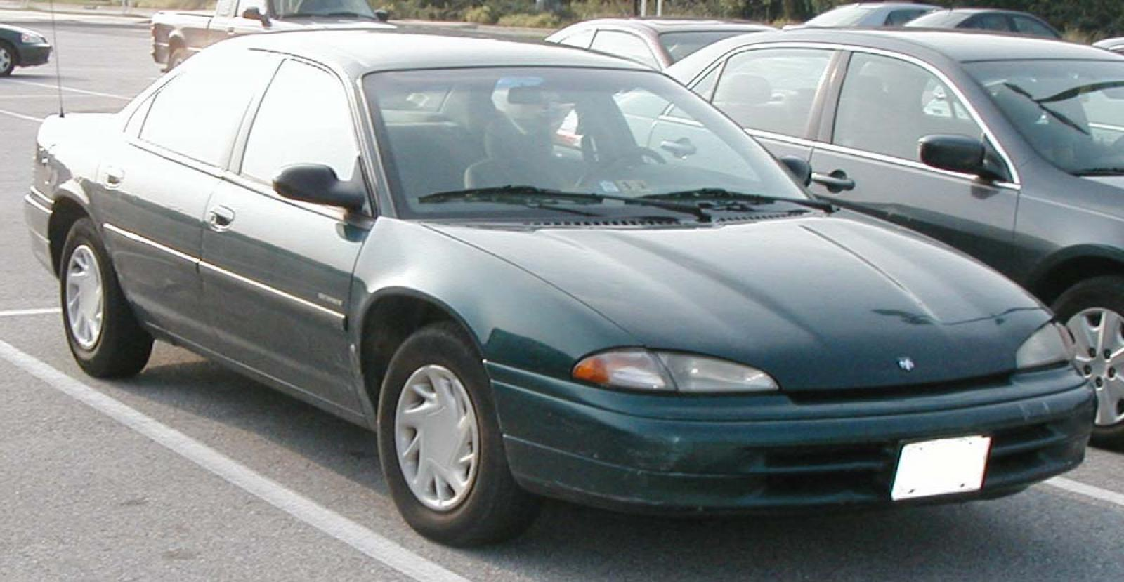 1993 Dodge Intrepid - Information and photos - ZombieDrive