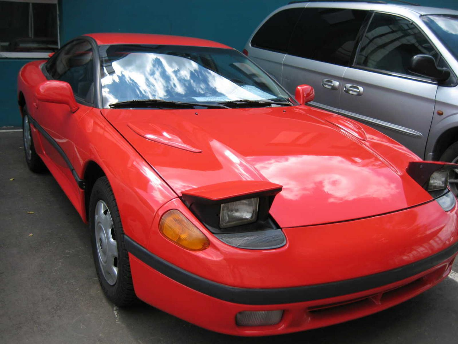 1993 Dodge Stealth - Information and photos - ZombieDrive