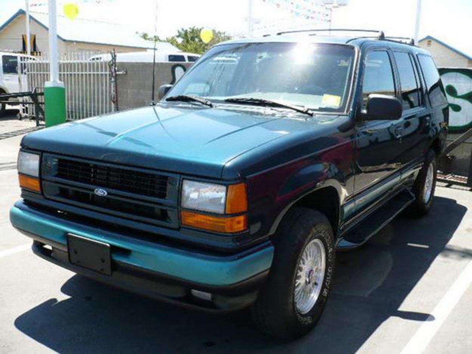 800 1024 1280 1600 origin 1993 Ford Explorer ...