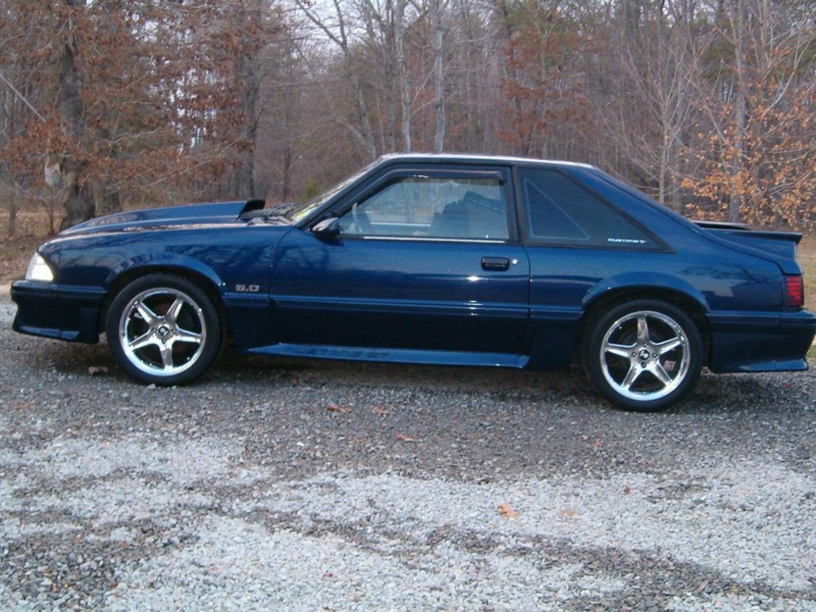 1993 ford mustang information and photos zombiedrive. Black Bedroom Furniture Sets. Home Design Ideas