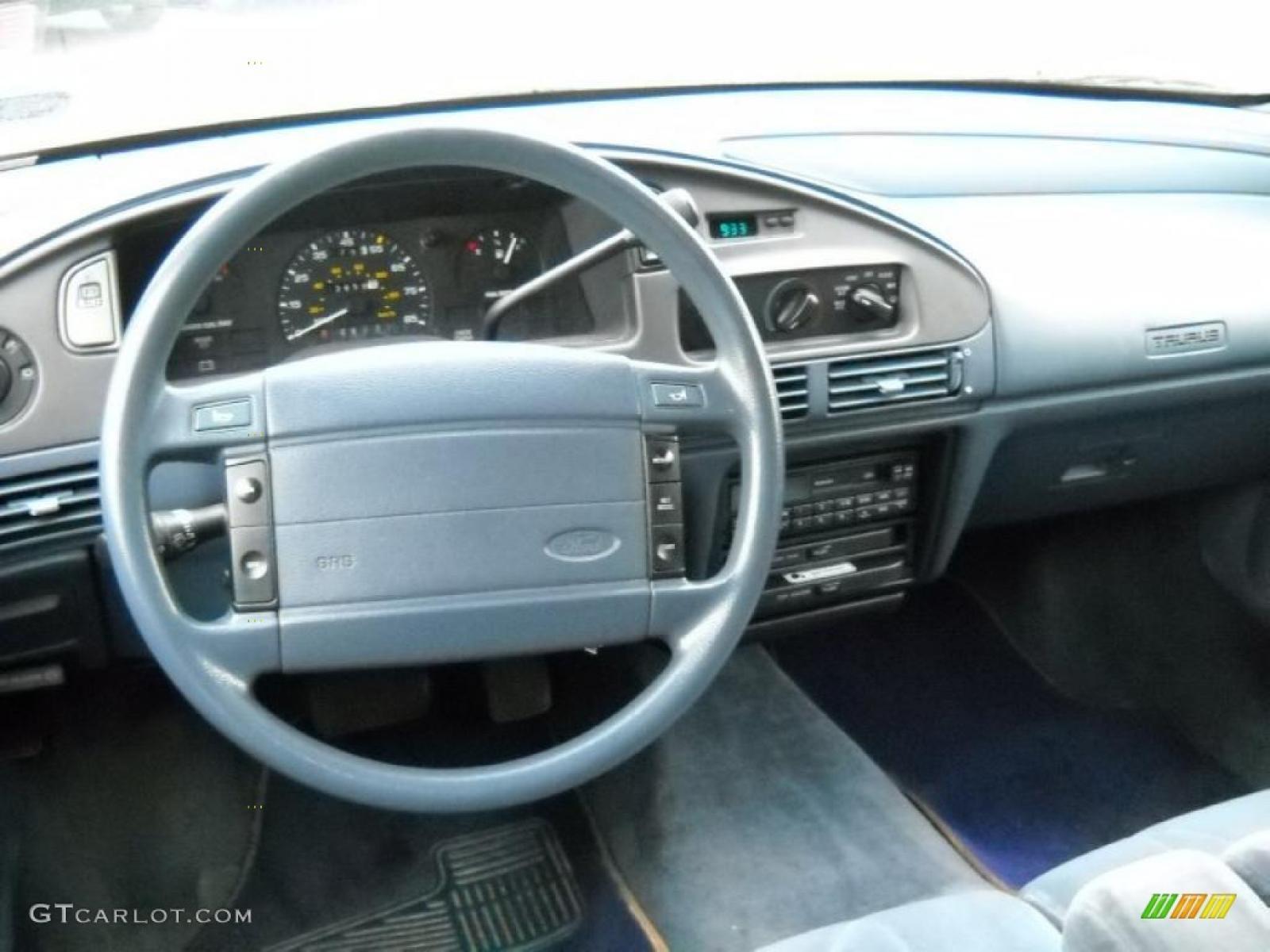 1993 ford taurus wagon