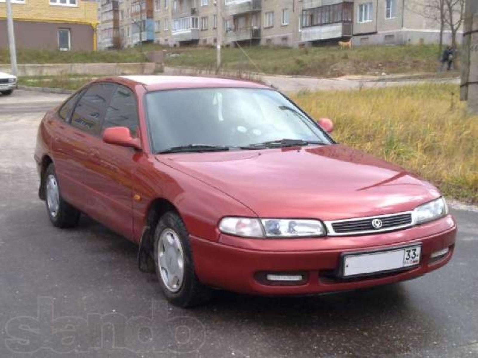 1993 Mazda 626 Information And Photos Zombiedrive 929 Engine Diagram 800 1024 1280 1600 Origin