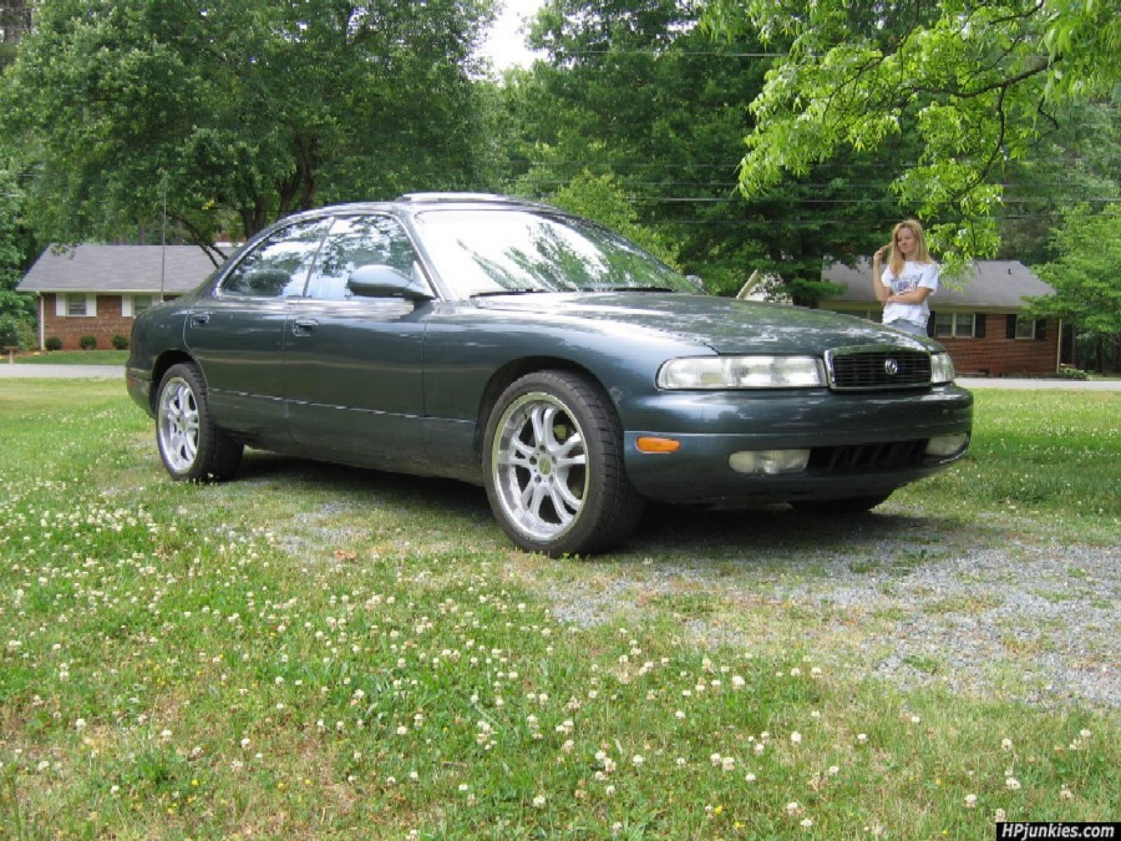 1993 Mazda 929 - Information and photos - ZombieDrive