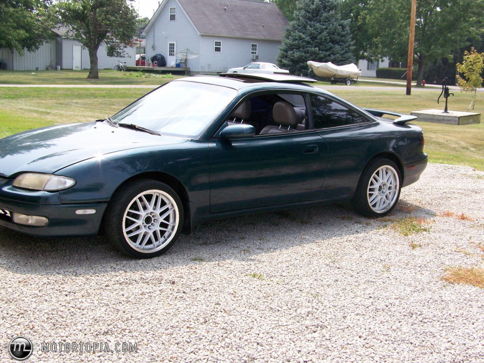 1993 Mazda MX-6 #1 800 1024 1280 1600 origin