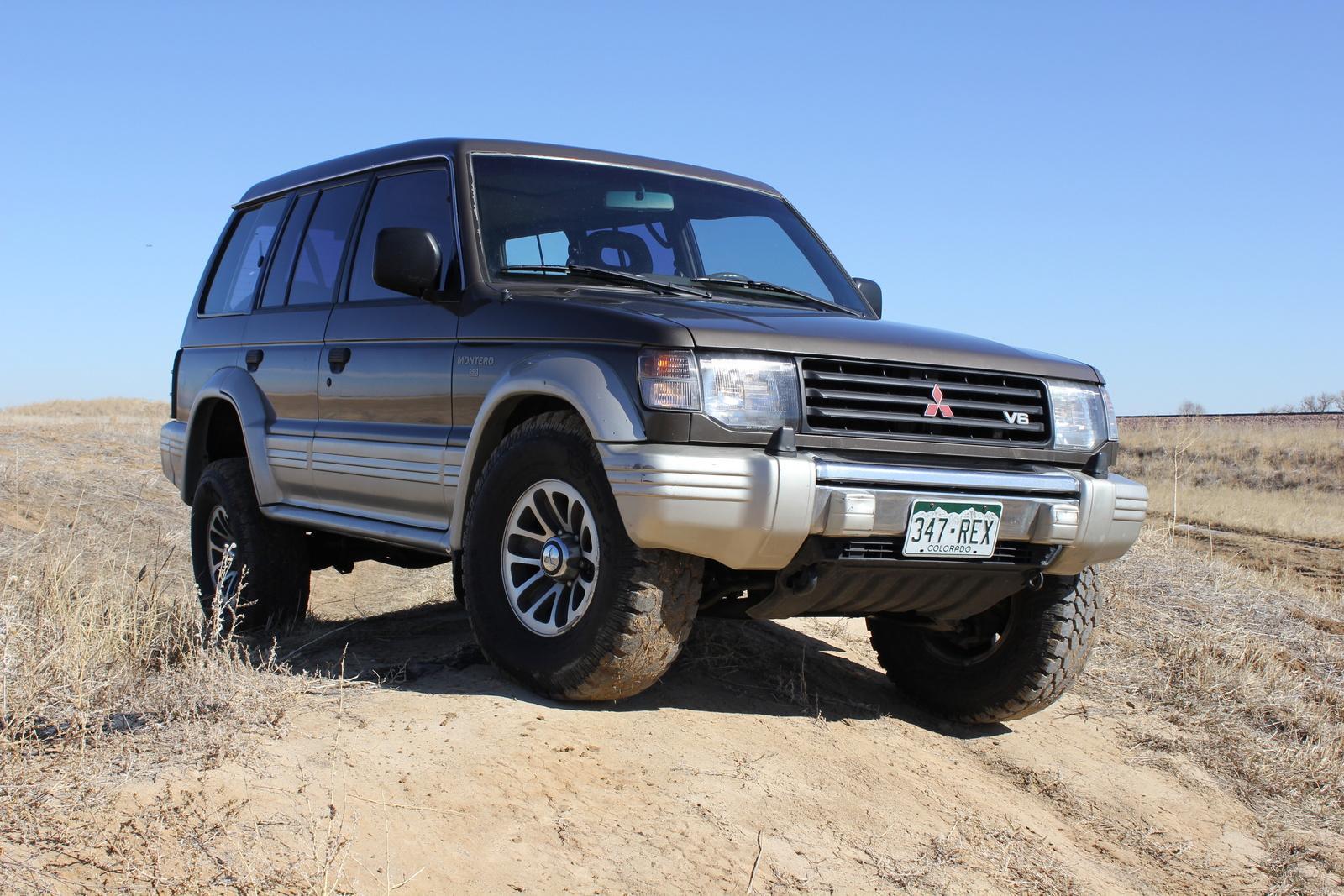 800 1024 1280 1600 origin 1993 Mitsubishi Montero ...