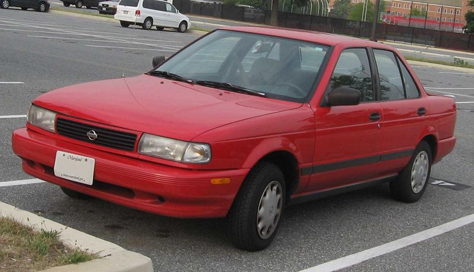 1993 Nissan Sentra - Information and photos - Zomb Drive