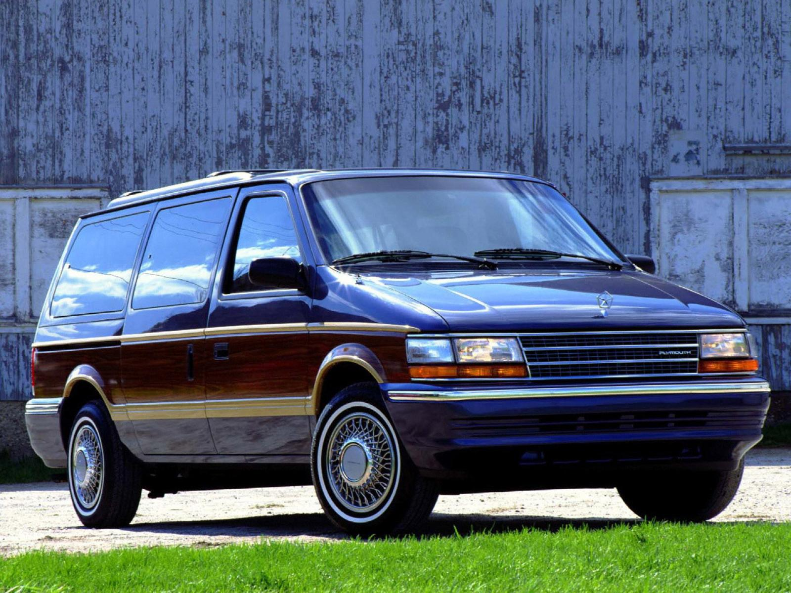 1993 plymouth grand voyager information and photos zombiedrive rh zombdrive  com