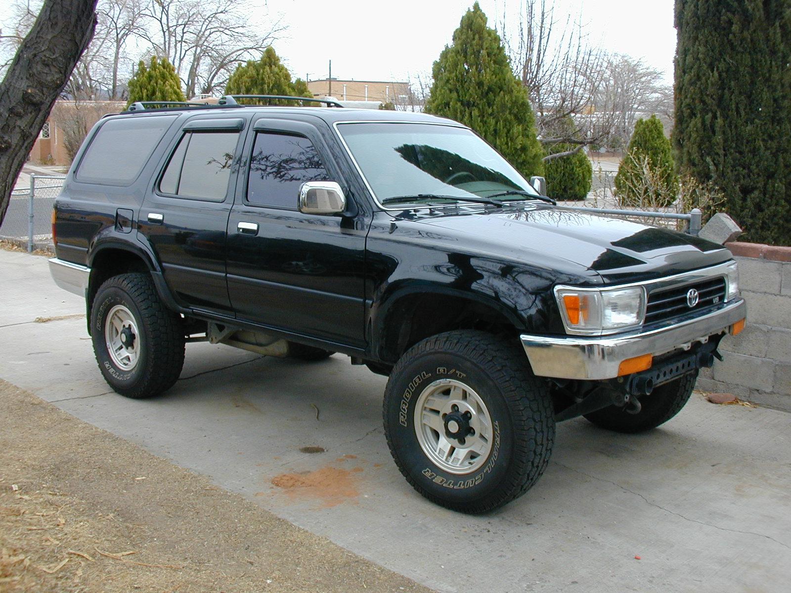 1993 Toyota 4Runner #11 Toyota 4Runner #11 800 1024 1280 1600 origin ...