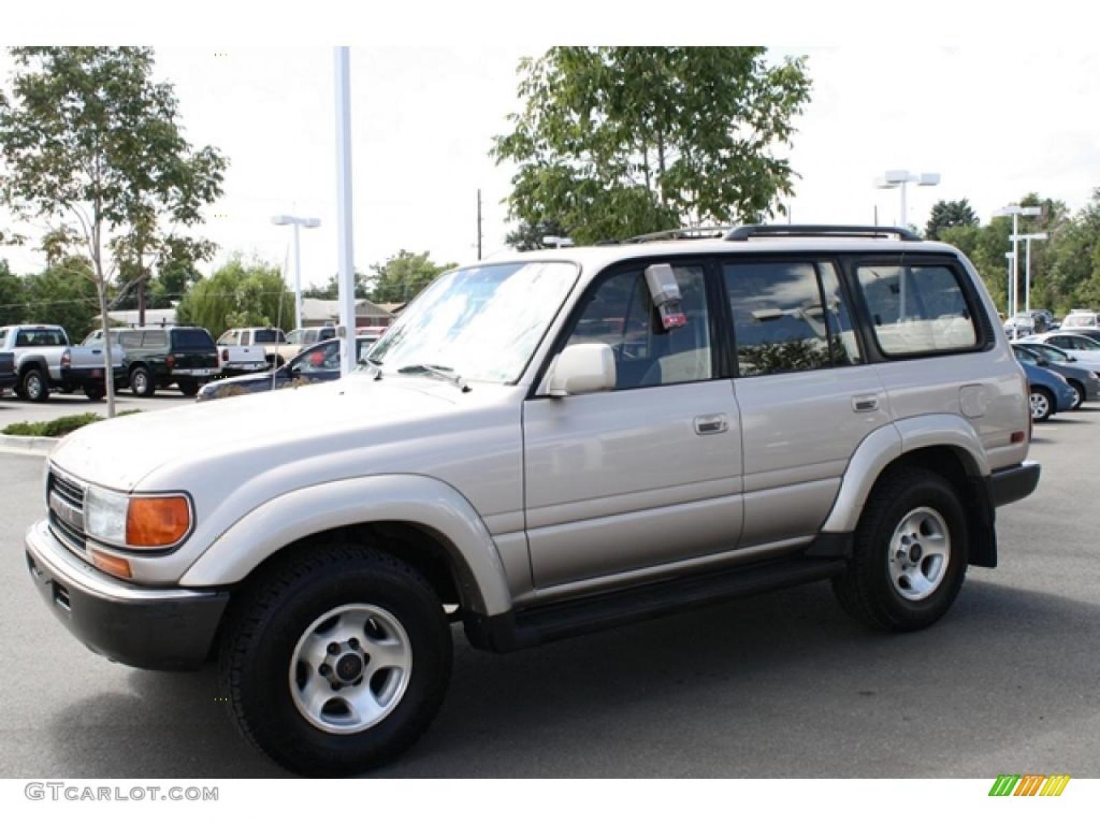 1993 Toyota Land Cruiser #10