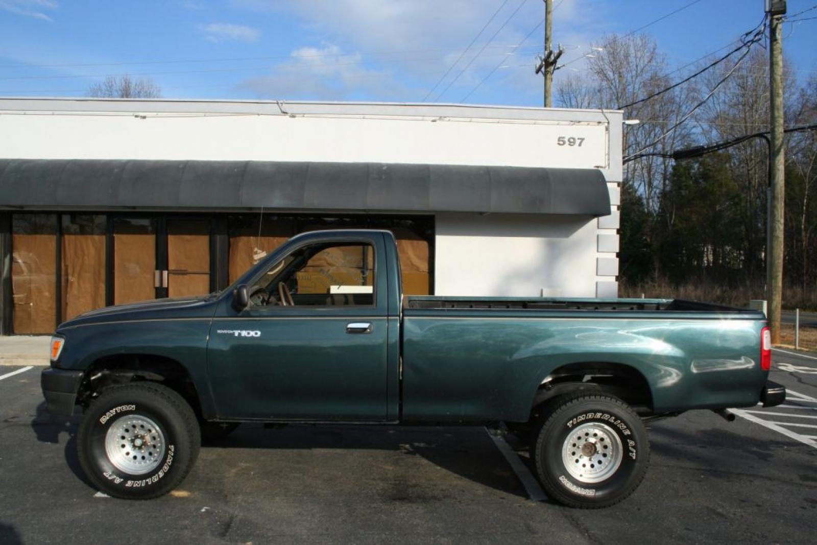 1993 Toyota T100 Information And Photos Zomb Drive