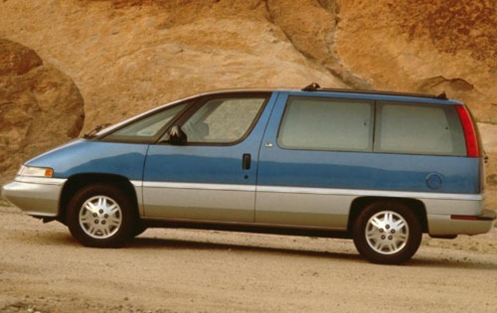 Chevrolet Lumina Minivan Passenger Minivan Ls S Oem on Lumina Apv Van