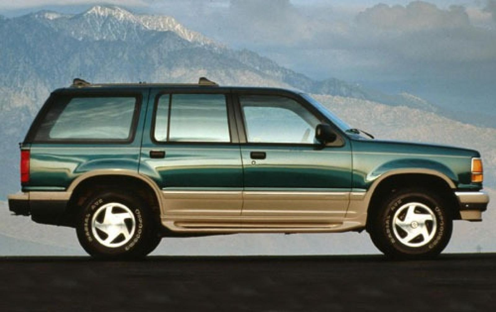 2002 Ford Explorer Eddie Bauer >> 1993 Ford Explorer - Information and photos - Zomb Drive