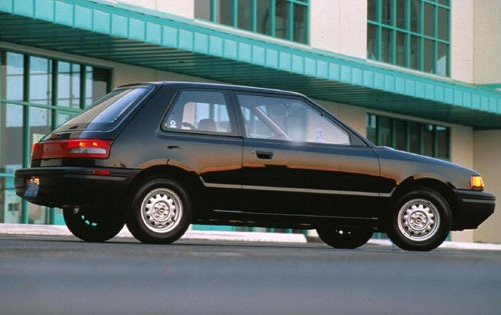 1994 mazda 323 - information and photos - zombiedrive