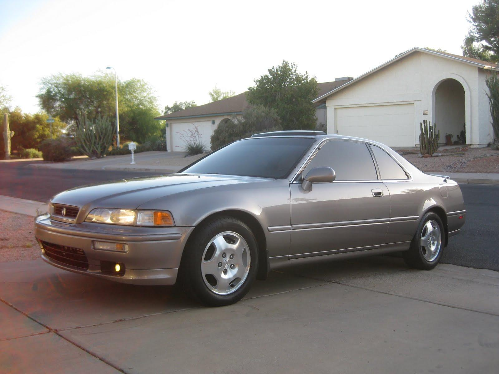 1994 Acura Legend Information And Photos Zombiedrive