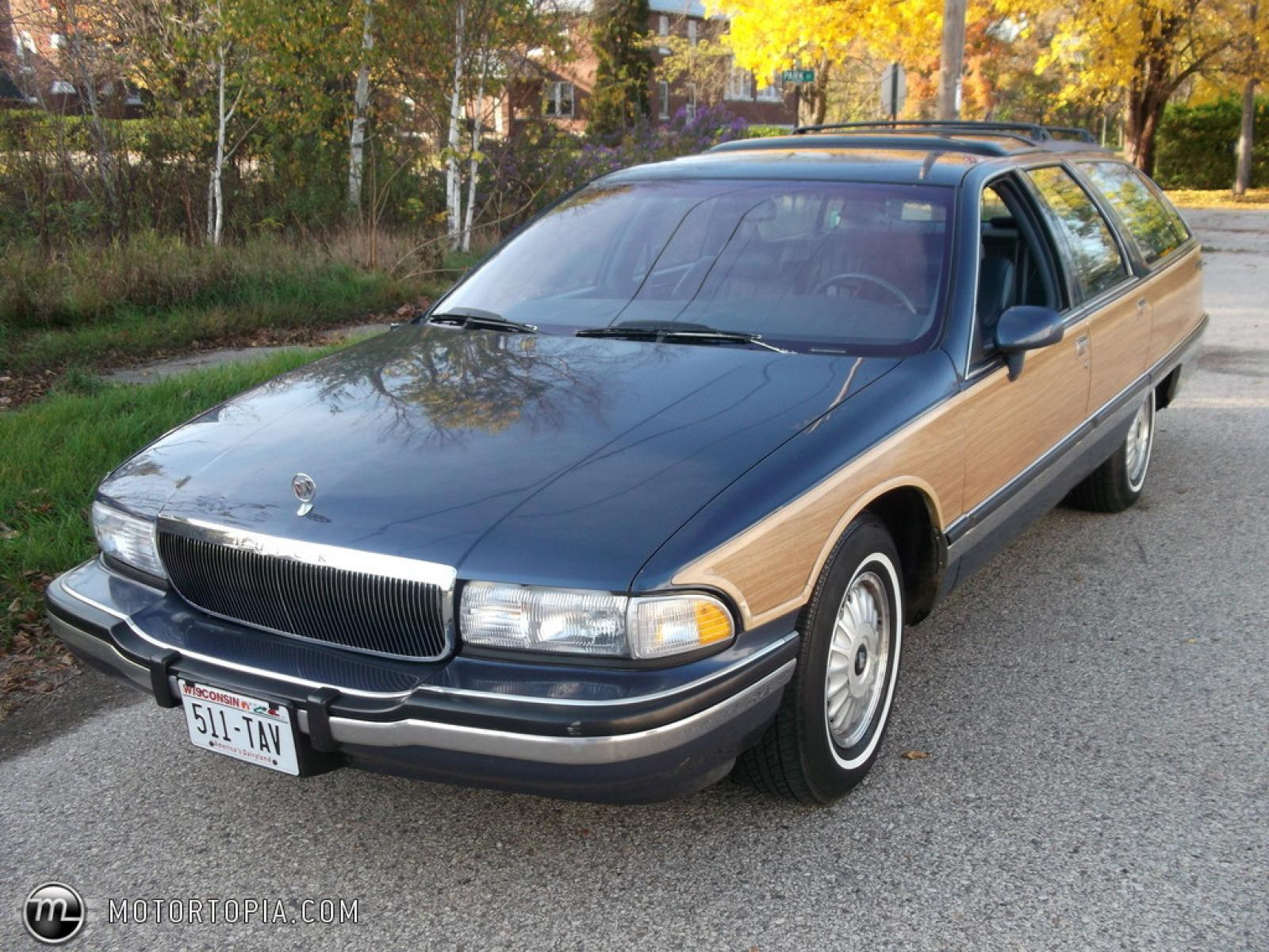 1994 Buick Roadmaster Information And Photos Zombiedrive 94 96 Wagon 800 1024 1280 1600 Origin