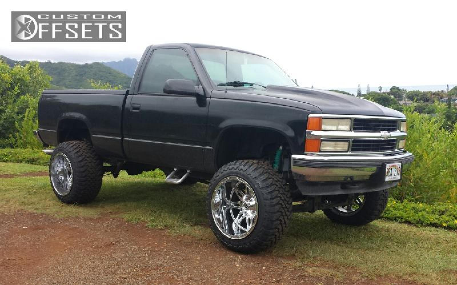 1994 Chevrolet C K 1500 Series Information And Photos Zombiedrive 94 Chevy Truck Fuel Filter 800 1024 1280 1600 Origin