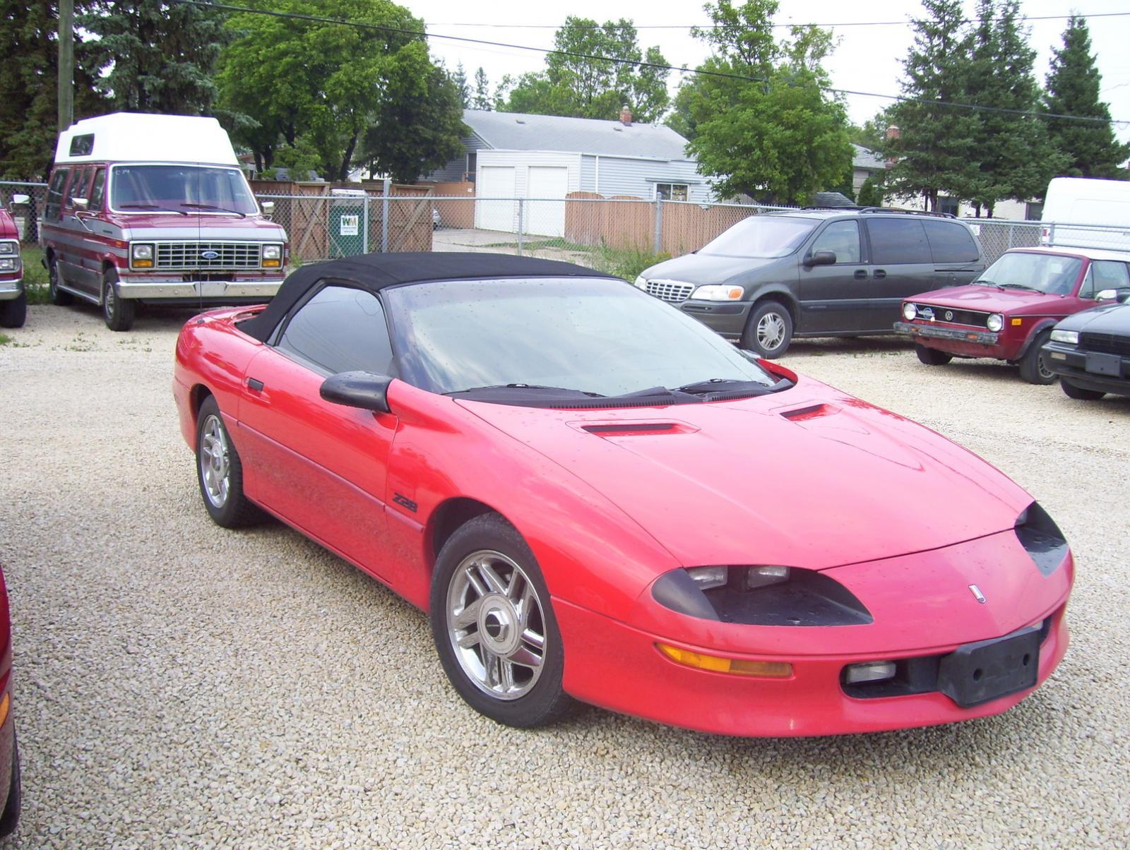 1994 Chevrolet Camaro 10 800 1024 1280 1600 Origin