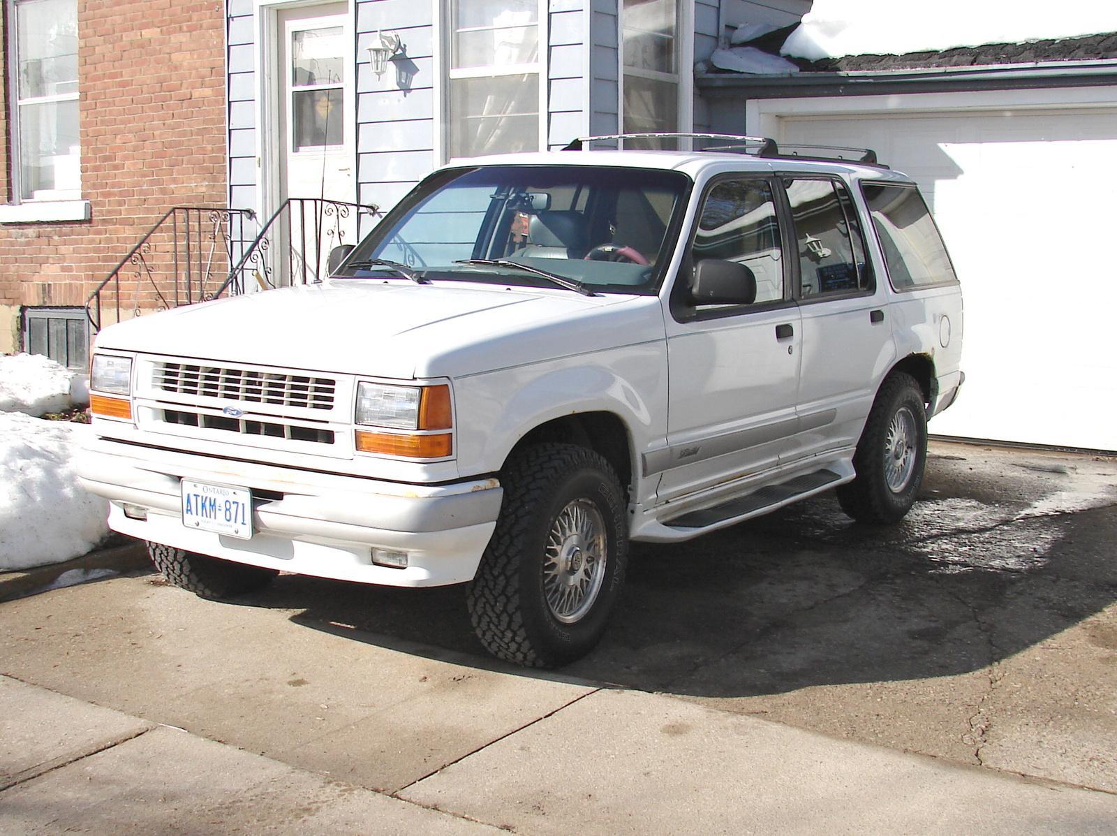 1994 Ford Explorer #10 Ford Explorer #10 800 1024 1280 1600 origin ...