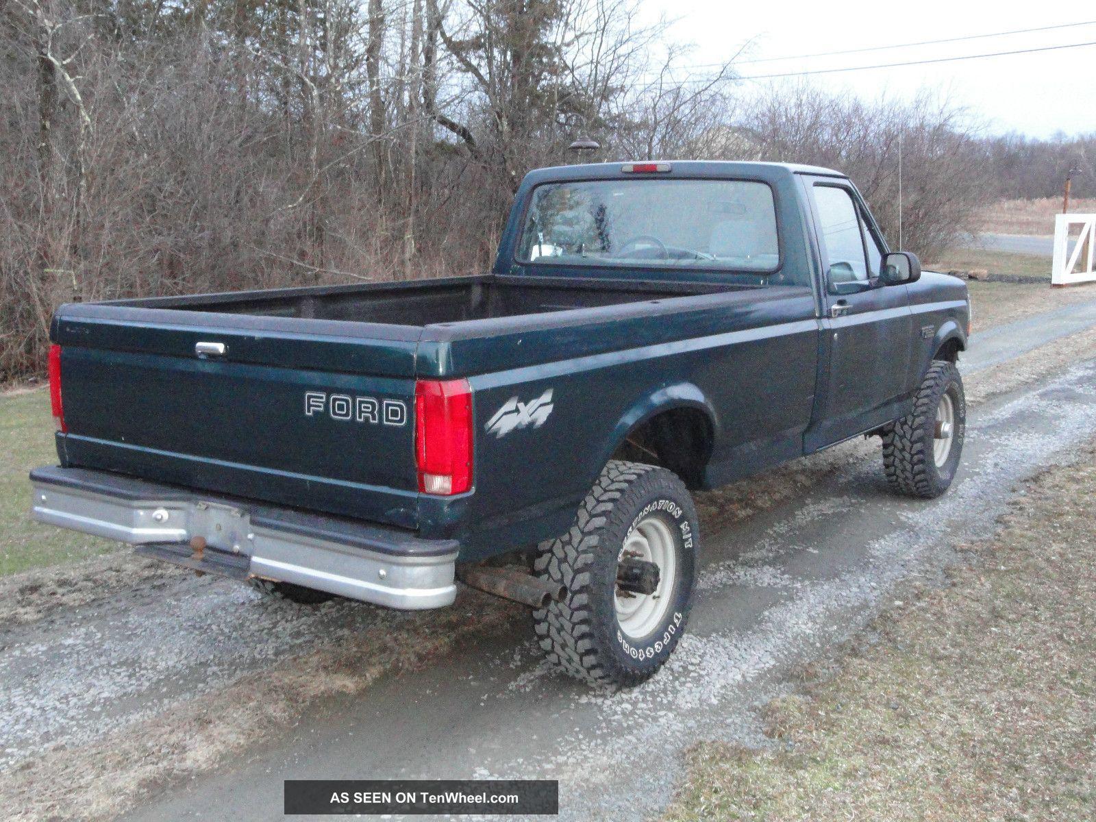 800 1024 1280 1600 origin 1994 Ford F-250 ...