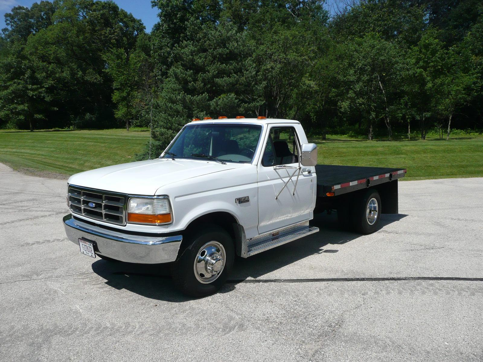 1994 Ford F 350 Information And Photos Zombiedrive