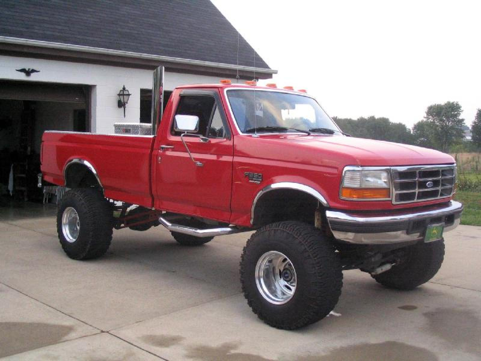 1994 Ford F-350 - Information and photos - Zomb Drive