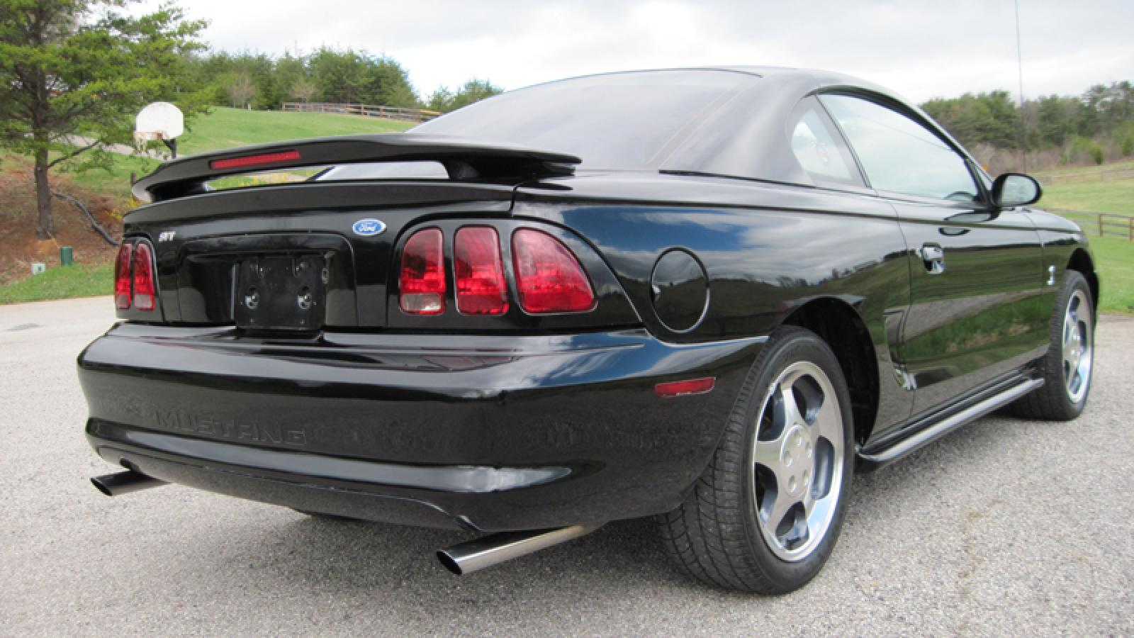 1994 ford mustang svt cobra information and photos. Black Bedroom Furniture Sets. Home Design Ideas
