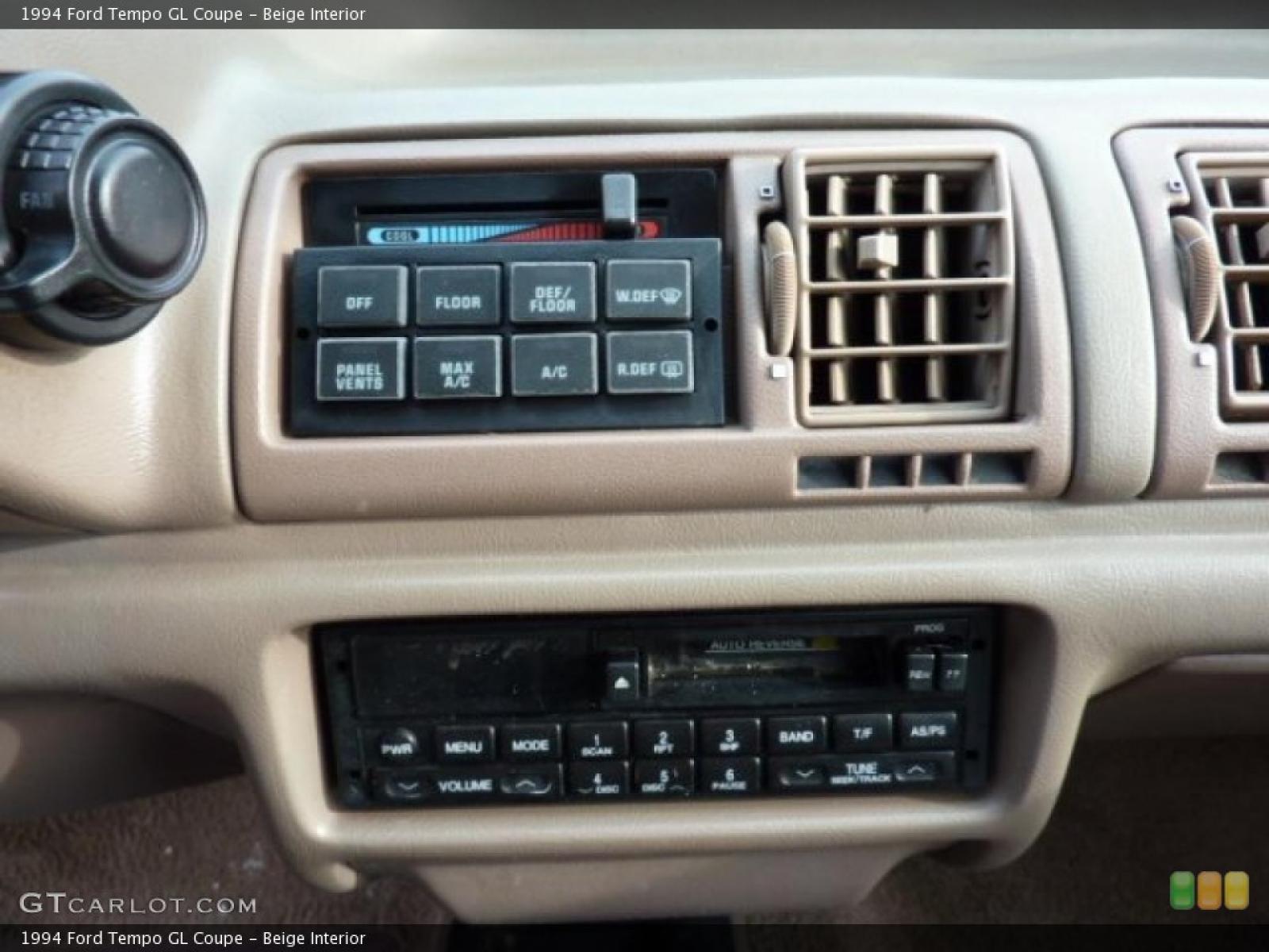 800 1024 1280 1600 origin 1994 Ford Tempo ...