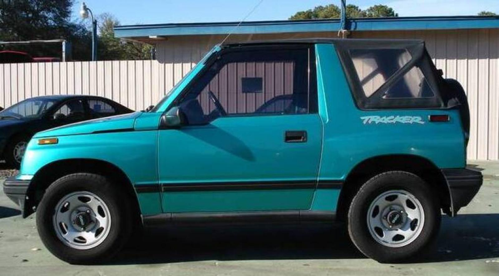 1994 Geo Tracker - Information and photos - ZombieDrive ffa96c2d1