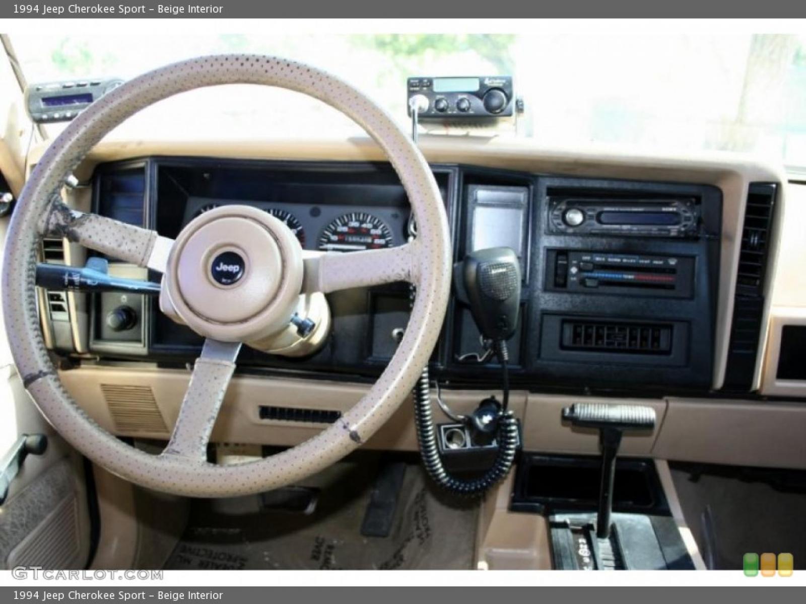 800 1024 1280 1600 Origin 1994 Jeep Cherokee ...
