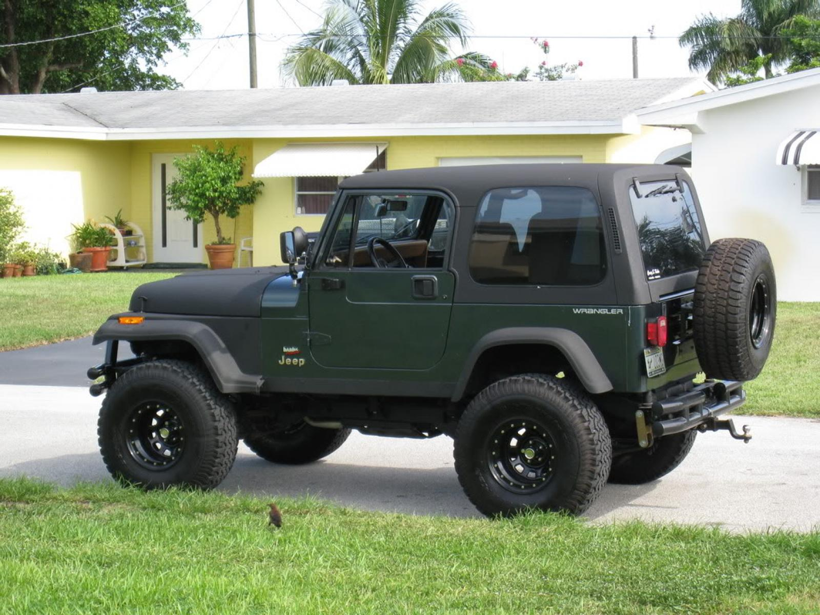 1994 Jeep Wrangler - Information And Photos
