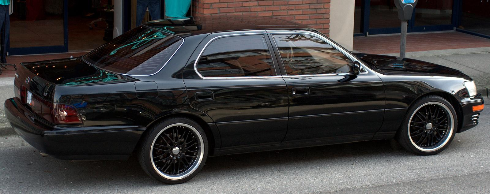 1994 Lexus Ls 400 1600px Image 9 Wiring Diagram Ls400