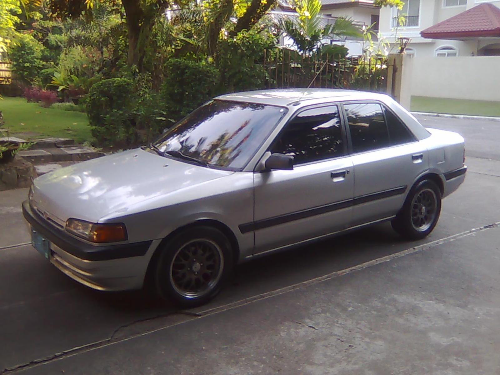 1994 Mazda 323 - Information and photos - ZombieDrive