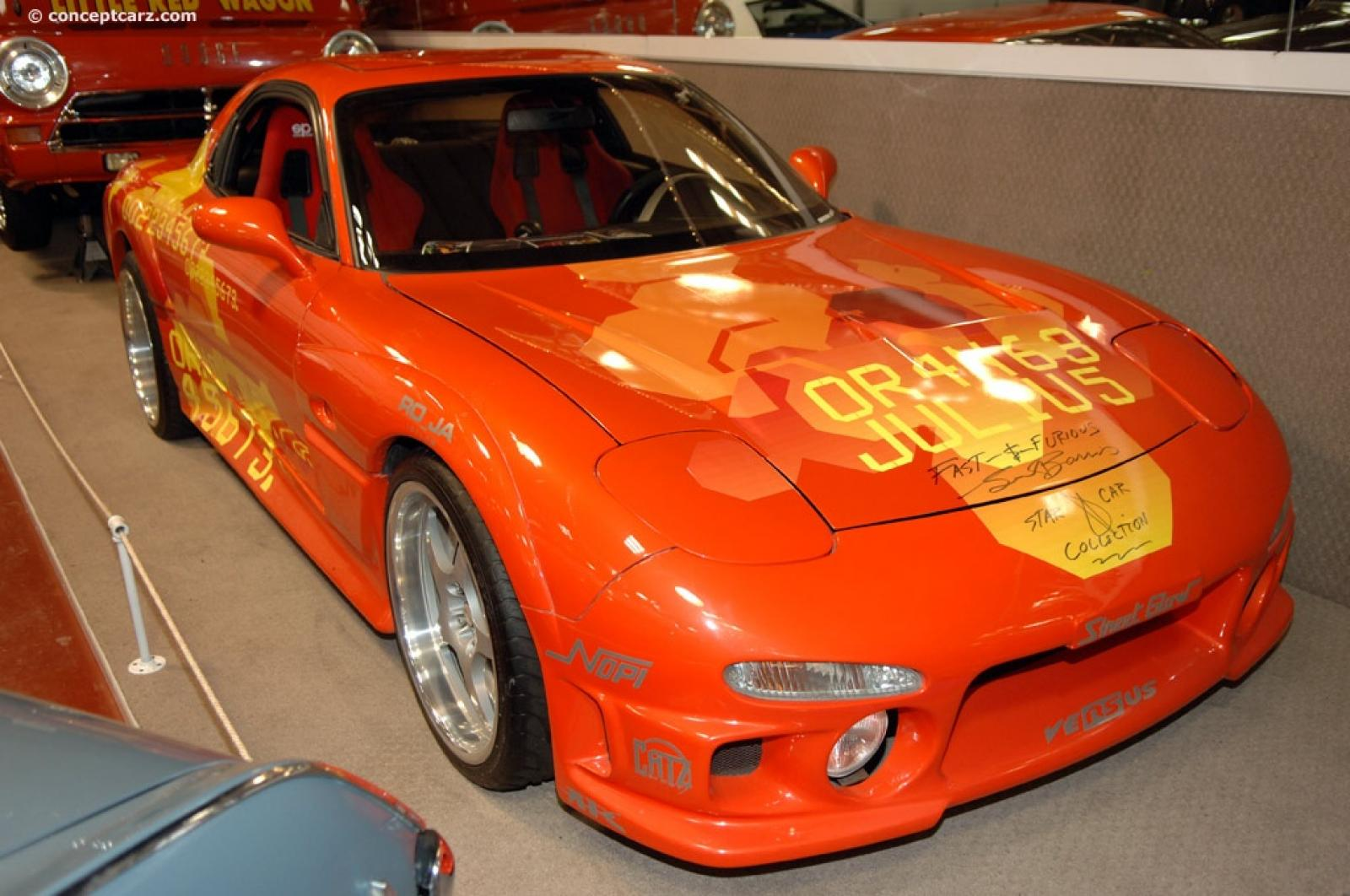 1994 Mazda Rx-7 - Information And Photos