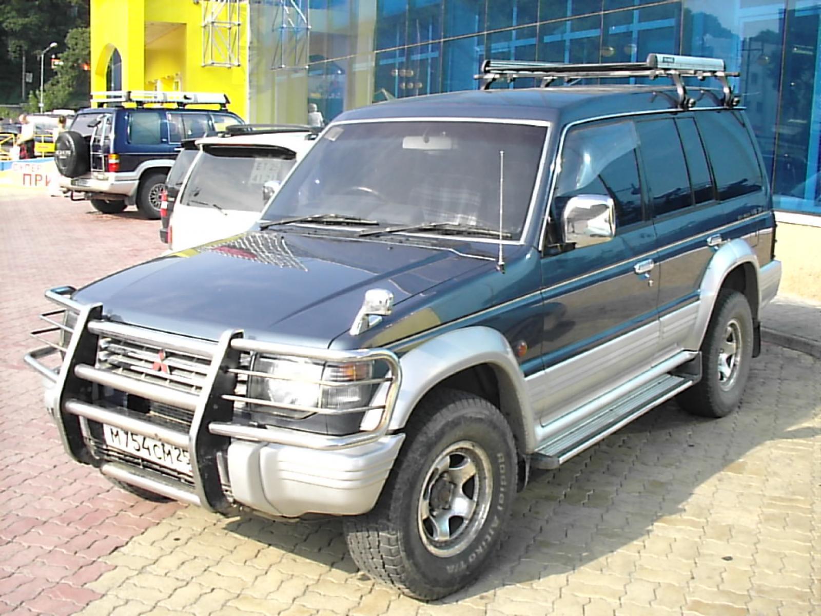 1994 Mitsubishi Montero Information And Photos Zombiedrive Pajero Junior Wiring Diagram 1 800 1024 1280 1600 Origin