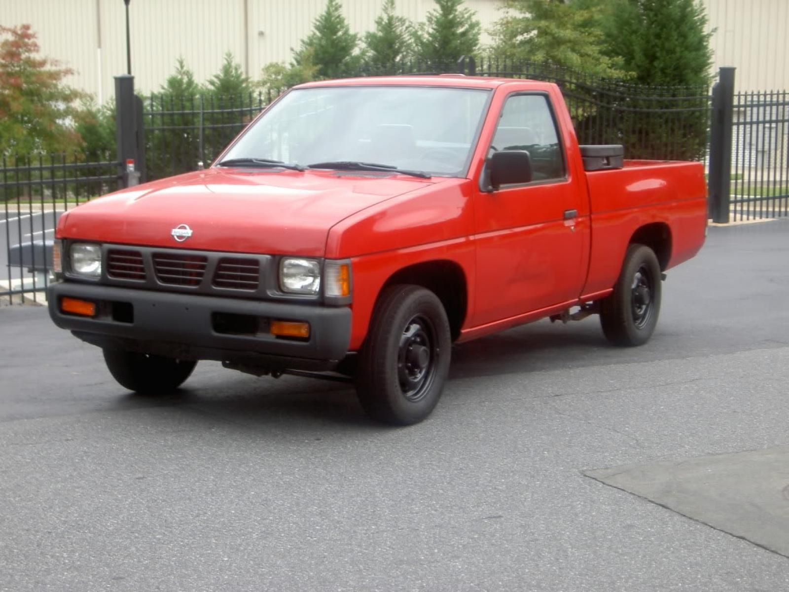 1994 nissan truck - information and photos - zombiedrive