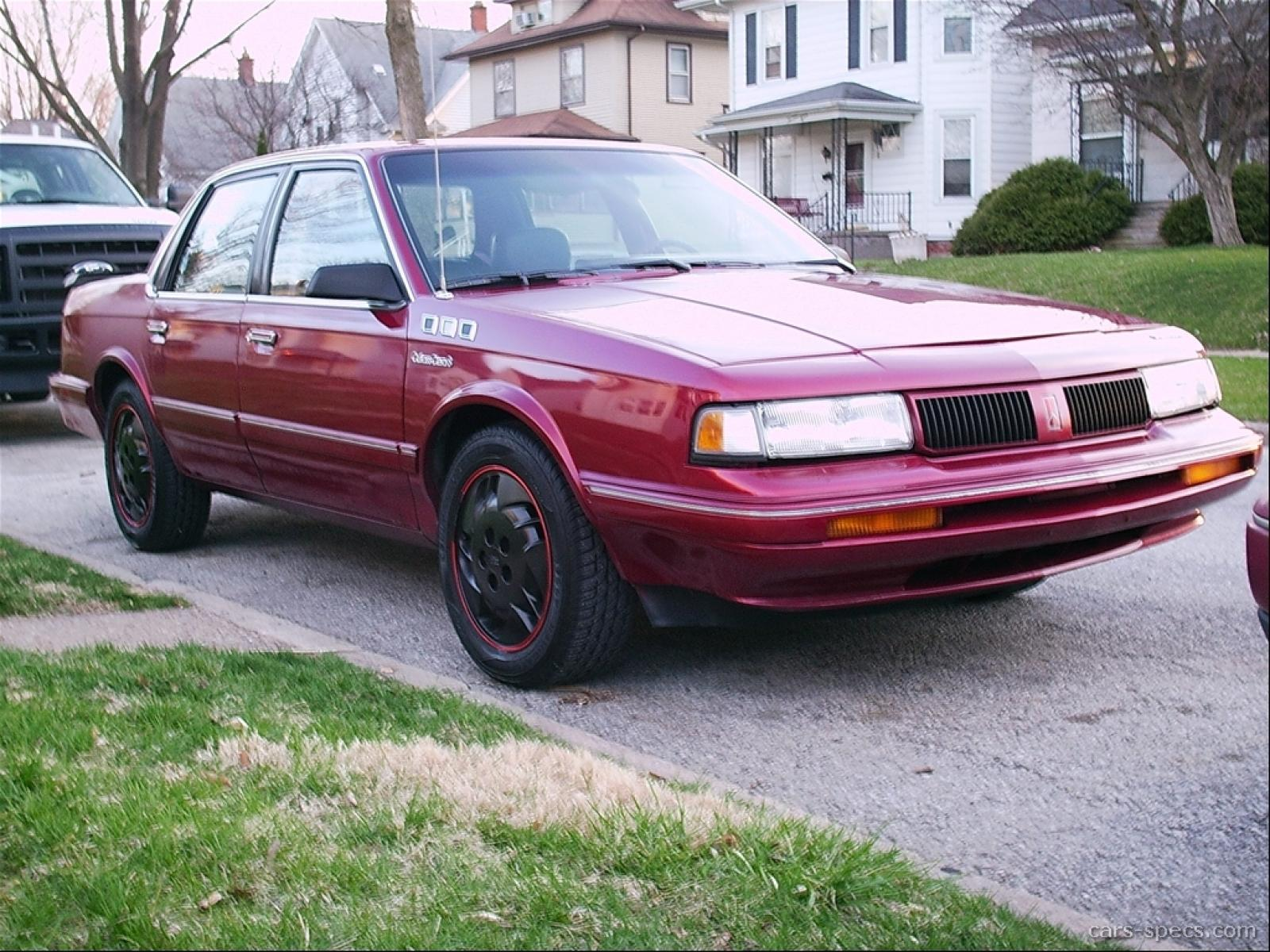 1994 Oldsmobile Cutlass Ciera 9