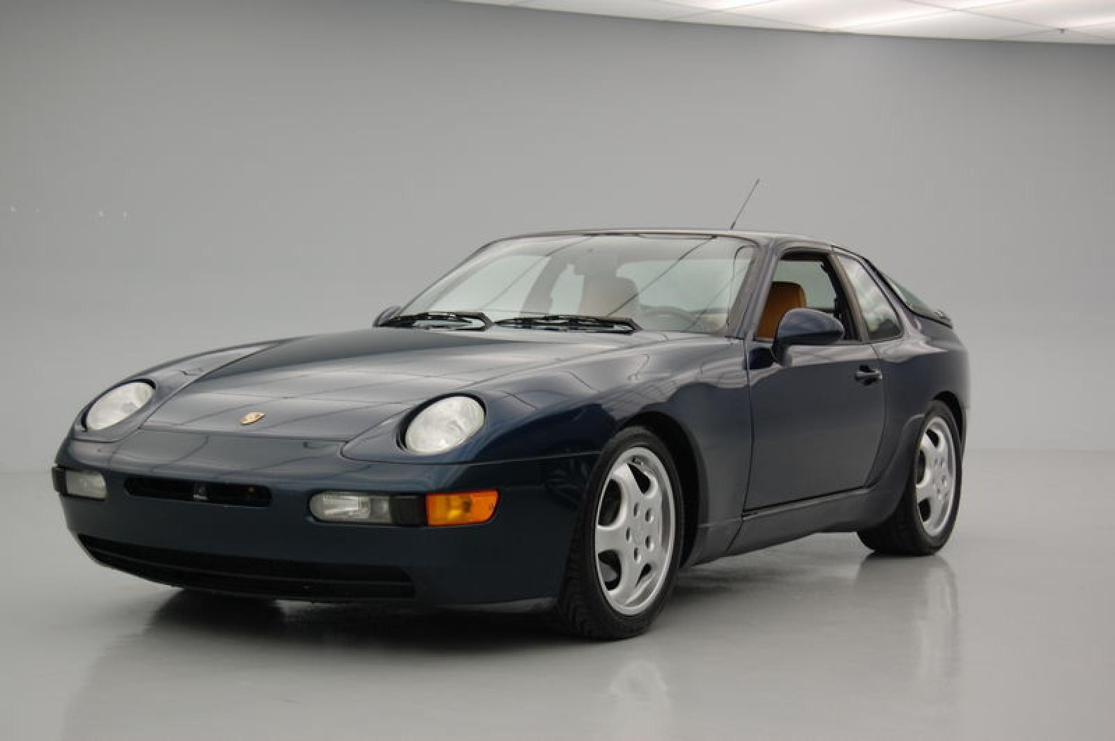 1994 Porsche 968 4